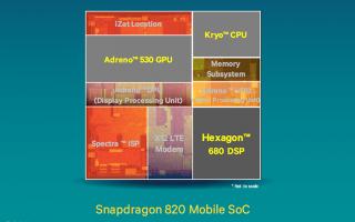 Процессор snapdragon 820: итоги по топ-чипсету 2016 года