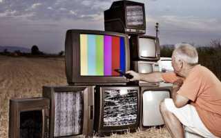 Карта покрытия цифрового телевидения и расположение вышек в вашем регионе