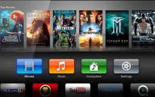 Что такое apple tv и для чего он нужен