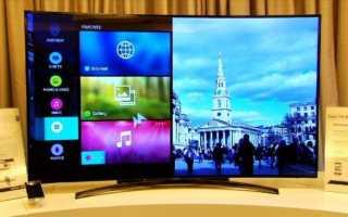 Операционная система tizen для smart tv
