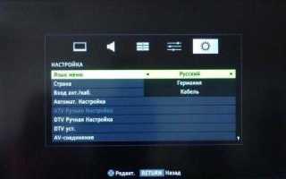 Телевизор грюндик инструкция по эксплуатации