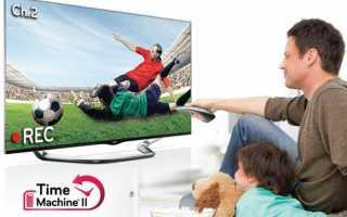 Способы подключения флешки к телевизору