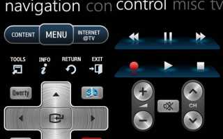 Как управлять телевизором через телефон?