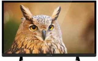 Рейтинг телевизоров 24-28 дюймов за 2020 год