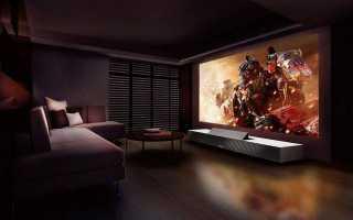 Что лучше для дома: проектор или телевизор? рейтинг популярных моделей телевизоров и проекторов